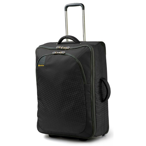 Carlton Tribe Trolley Case 50cm Cabin Size in Graphite