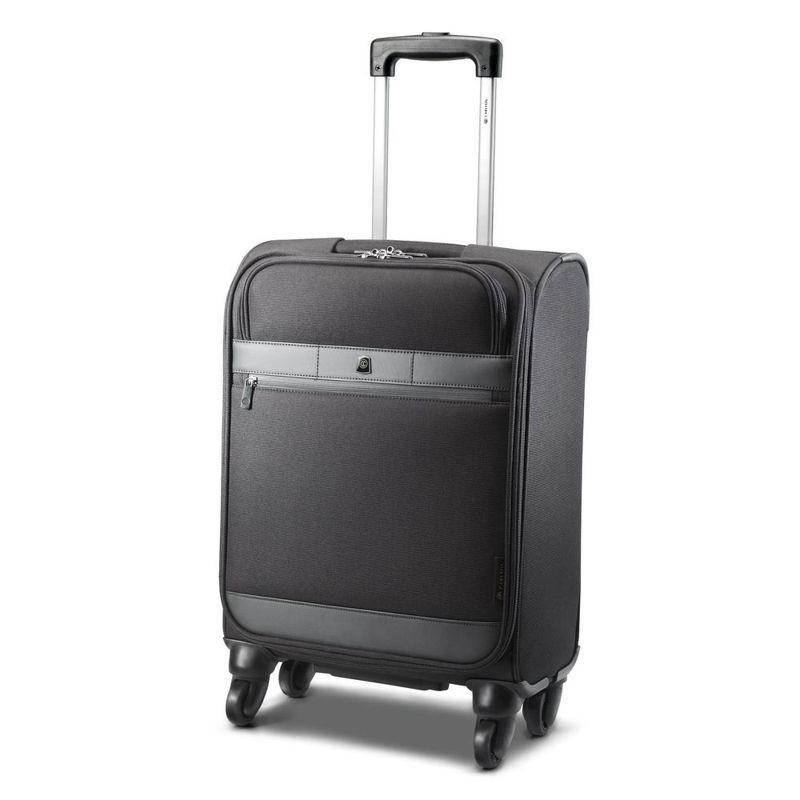 Carlton Aztech Laptop Spinner 4 Wheels Trolley Case