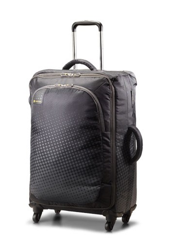 Carlton Tribe 4 Wheel Spinner Case 55cm Cabin Size in Graphite