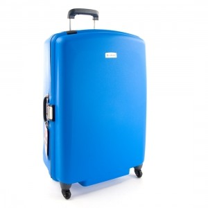 Carlton Glider 3 Luggage Blue 82cm
