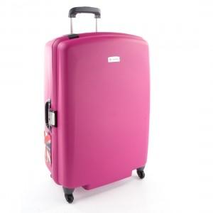 Carlton Glider 3 Luggage Plum 75cm