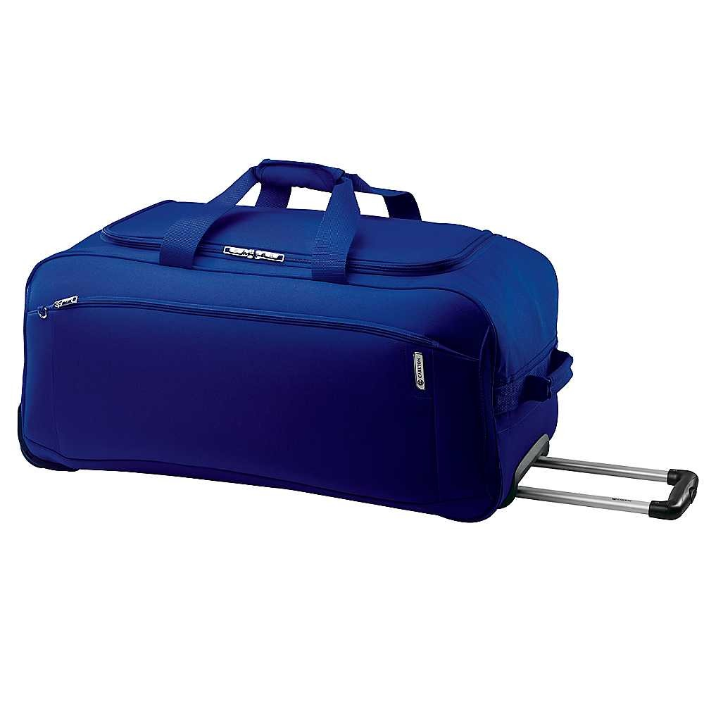 Carlton Oasis Holdall with Trolley System 65cm in Indigo