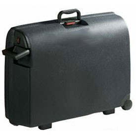 Carlton Airtec 2 Wheel Suitcase 68cm in Black