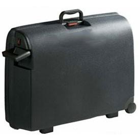 Carlton Airtec 2 Wheel Suitcase 78cm in Black
