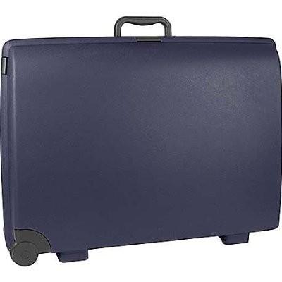 Carlton Airtec 2 Wheel Suitcase 68cm in Navy