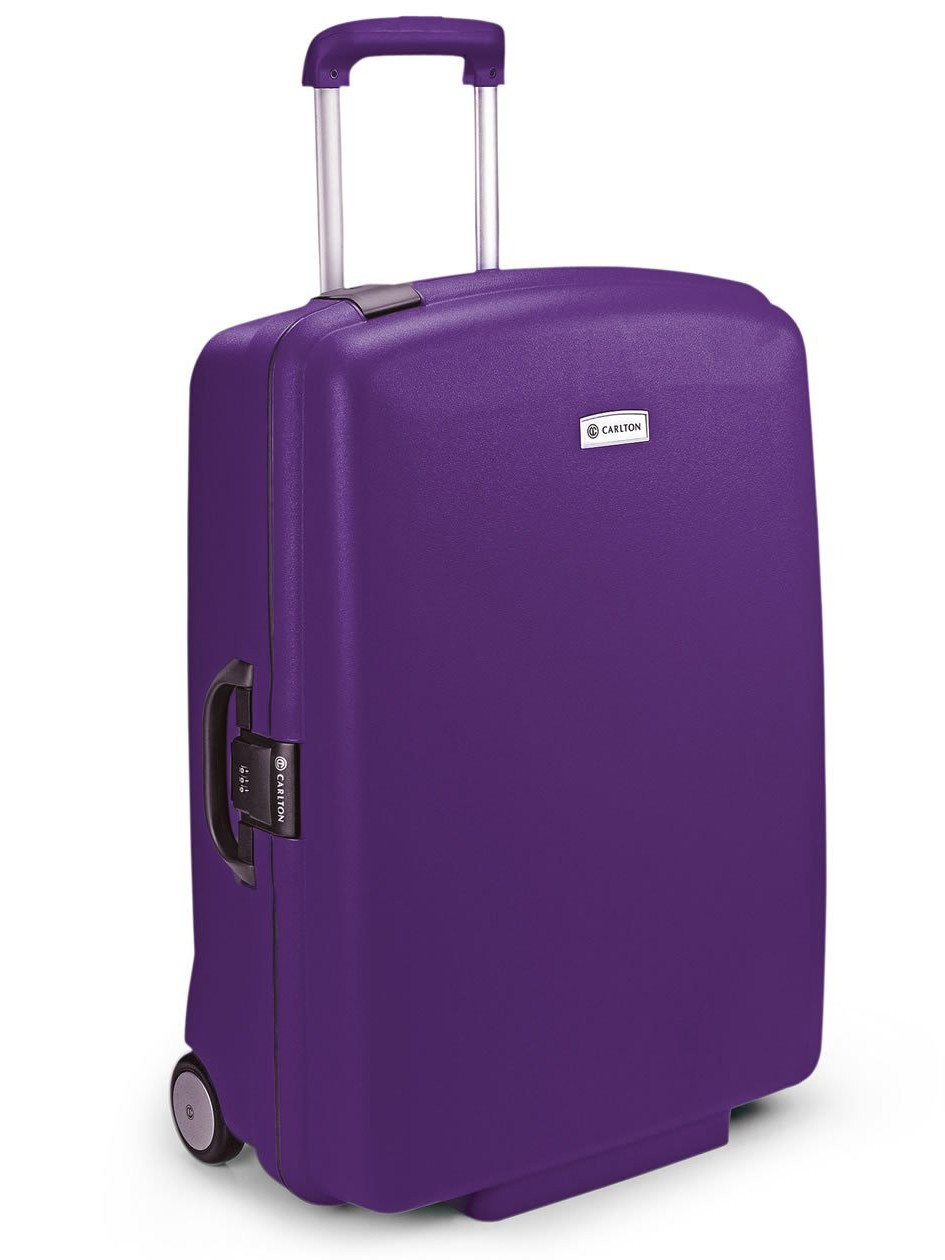 Carlton Glider II 2 Wheel Trolley Case 77cm in Imperial Palace