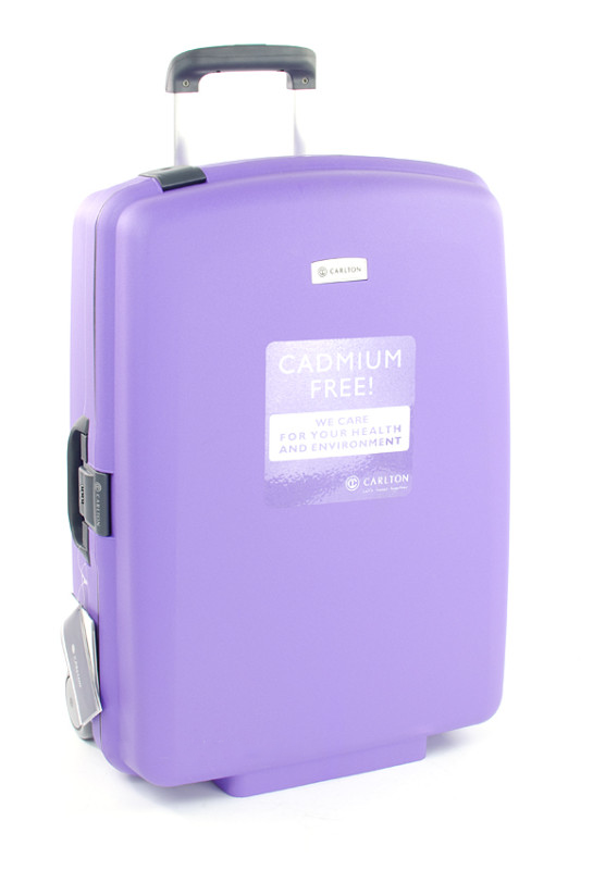 Carlton Glider II 2 Wheel Trolley Case 70cm in Lavender