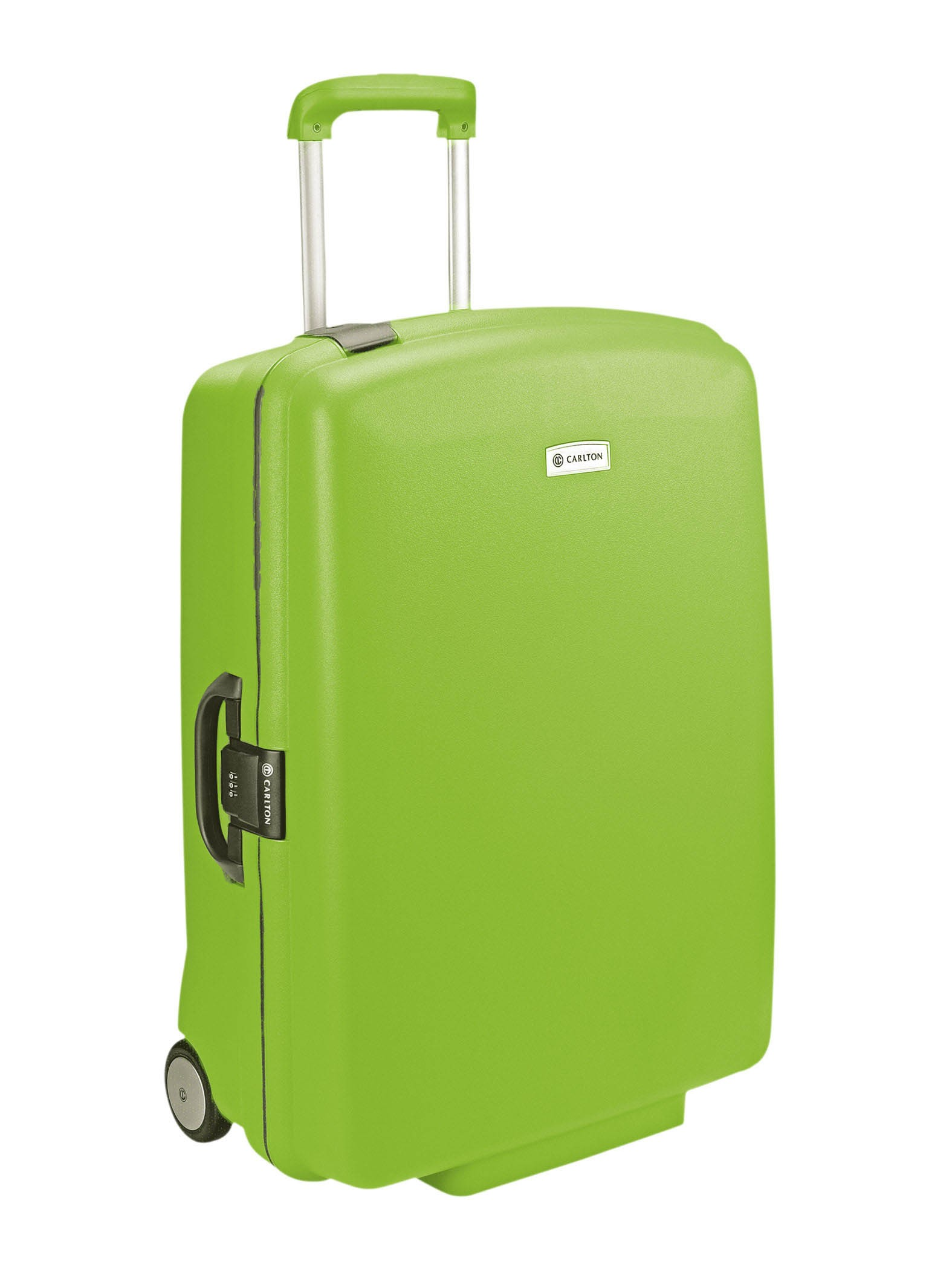 Carlton Glider II 2 Wheel Trolley Case 70cm in Lime