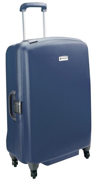 Carlton Glider II Spinner 4 Wheel Trolley Case 75cm in Indian Teal