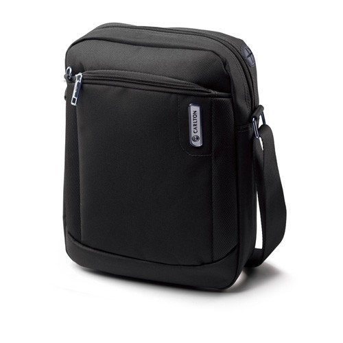 Carlton Oasis Reporter Bag in Black