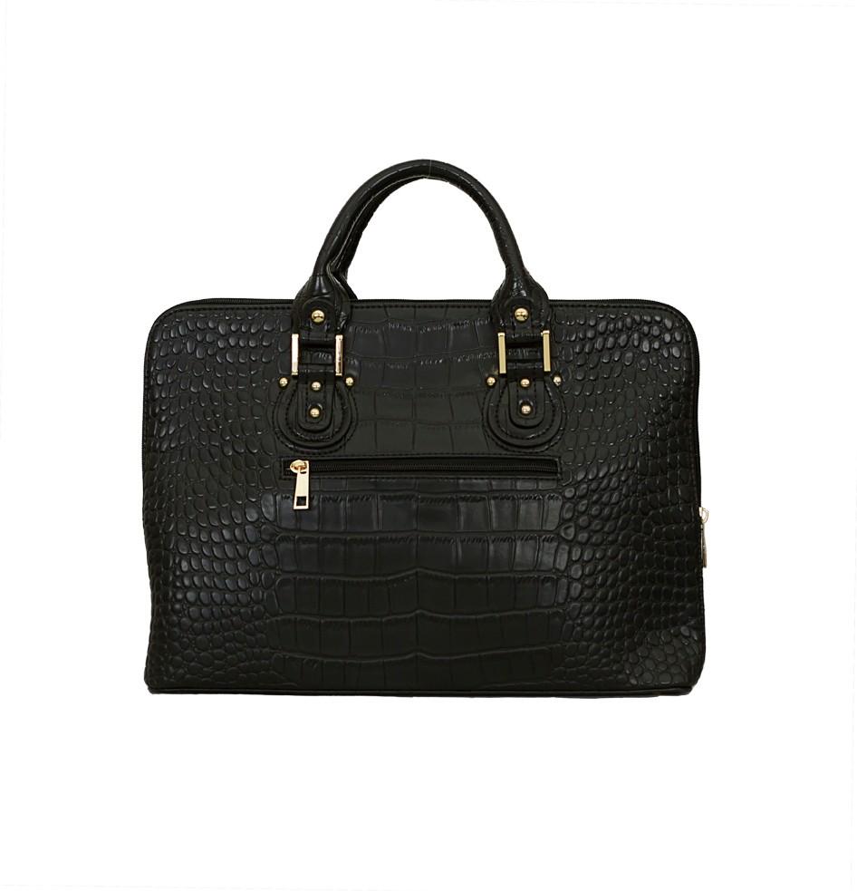 Charley Clark Womens Handbag in Black
