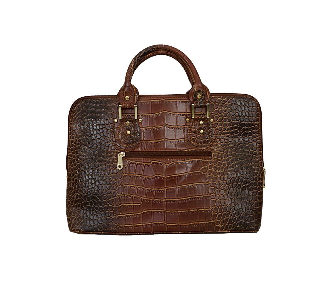 Charley Clark Womens Handbag in Tan