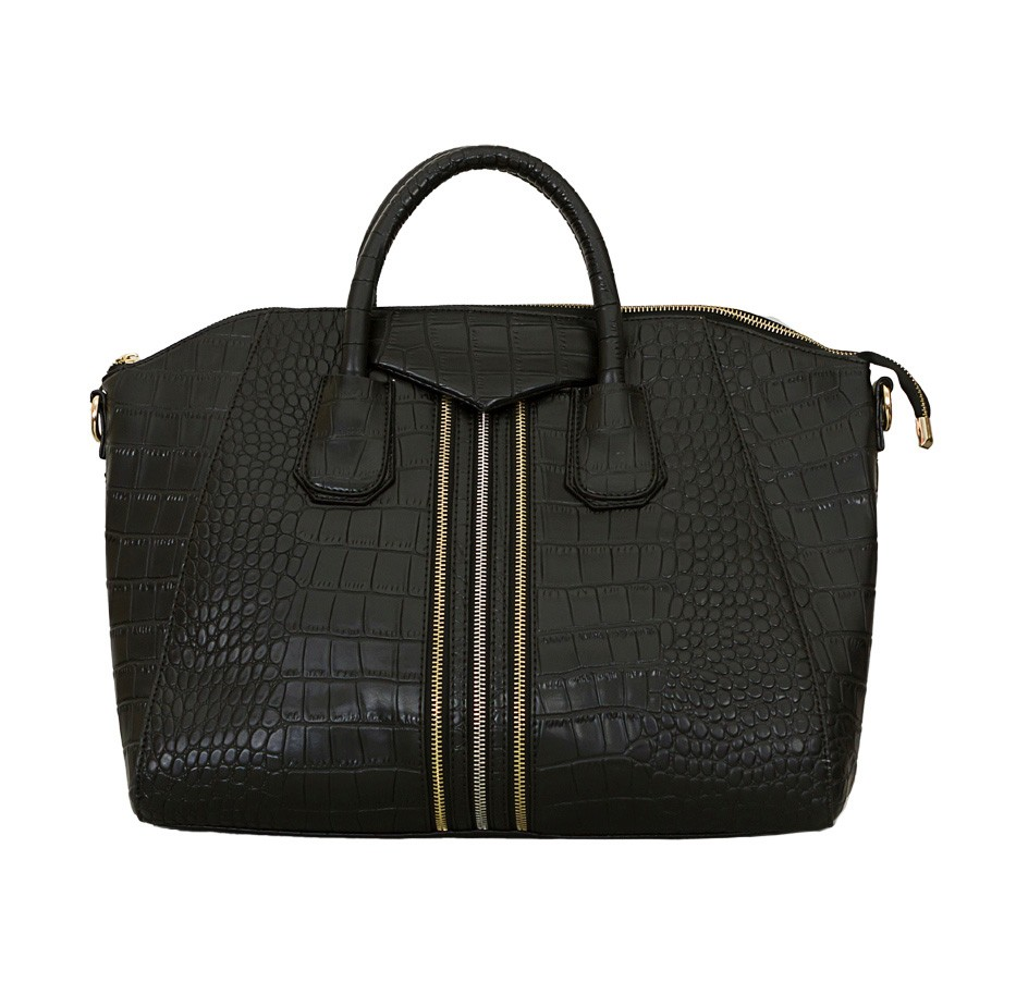 Charley Clark Designer Handbag in Black