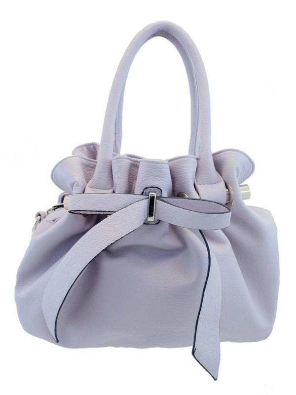 Charley Clark Womens Handbag in Bone