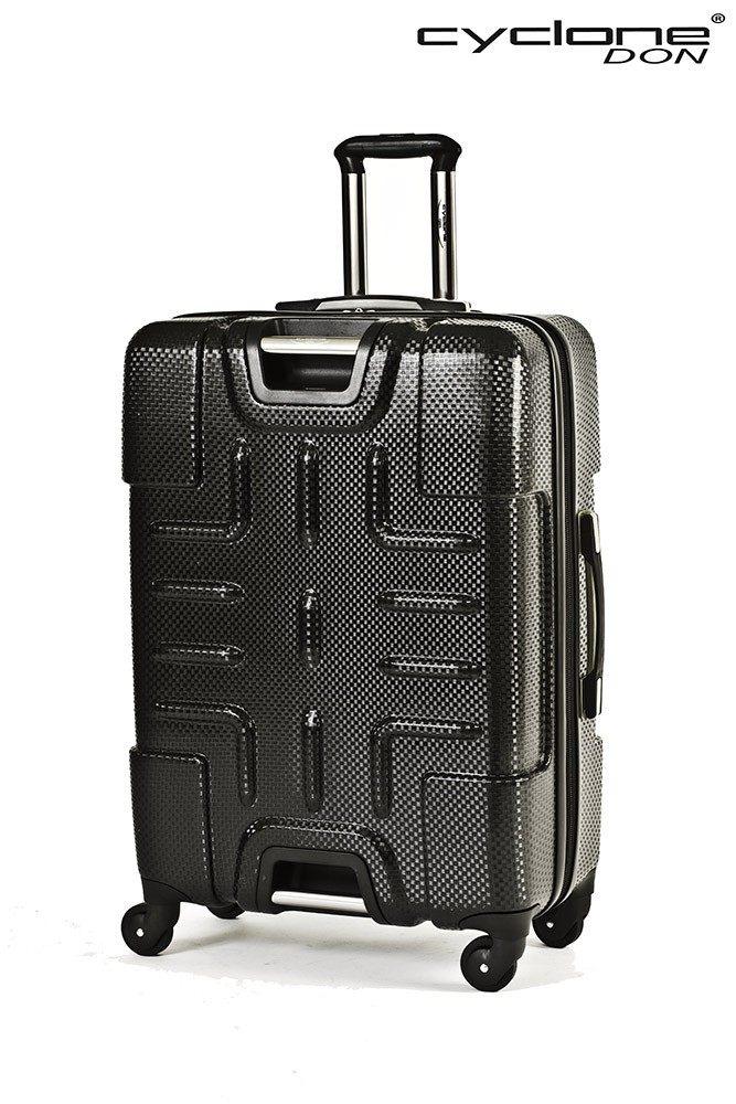 Cyclone Don Luggage