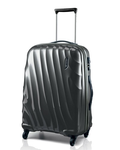 Carlton Dune Spinner 4 Wheels Trolley Case 79CM in Graphite