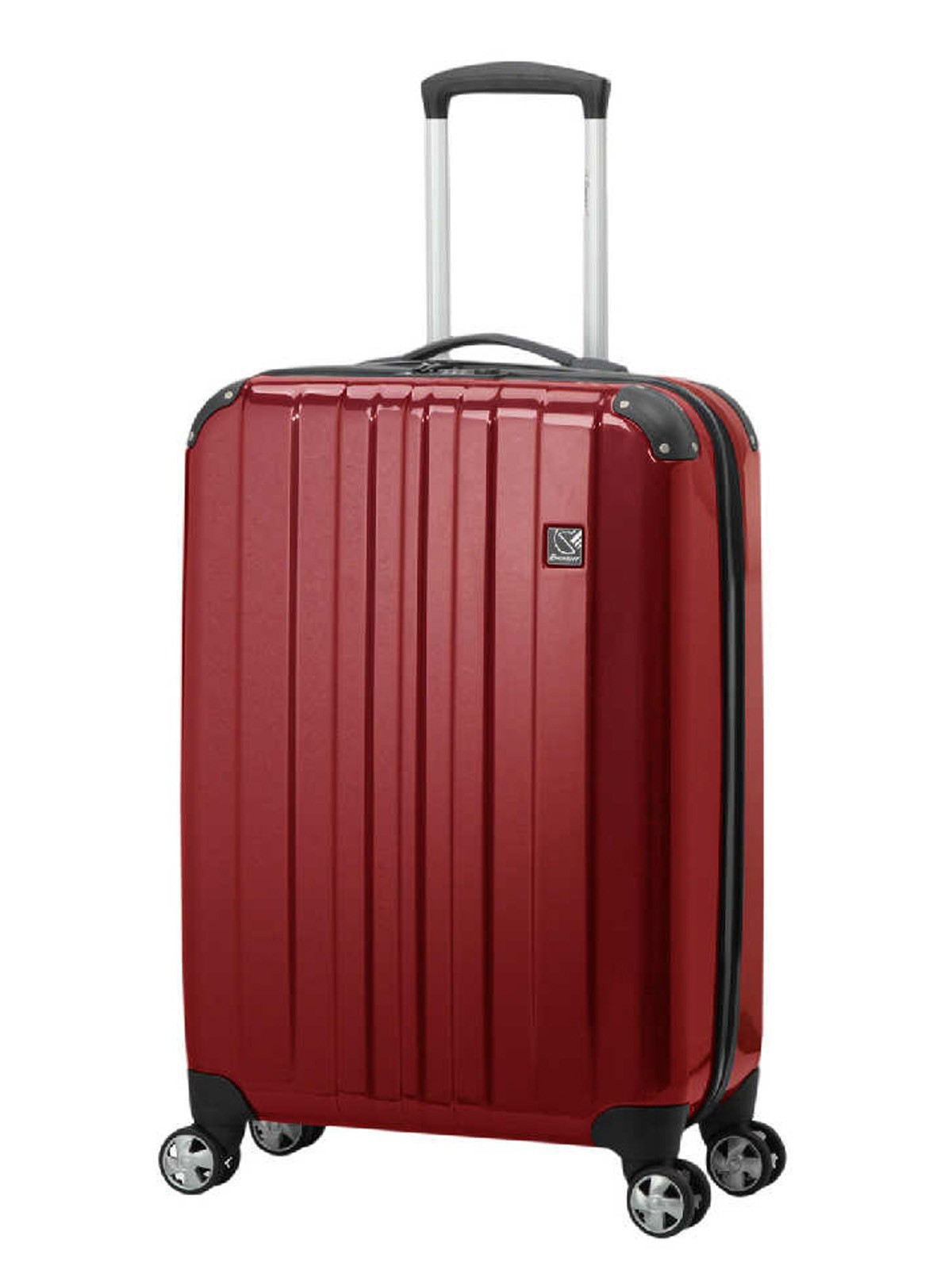 Eminent Move Air 56cm Cabin Spinner Case in Ruby