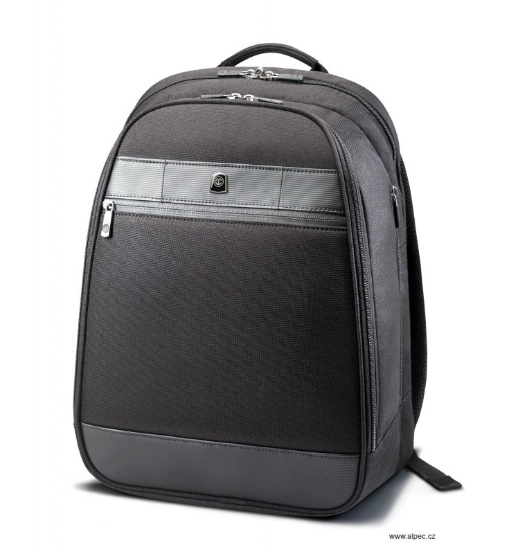Carlton Aztech Laptop Backpack - Front