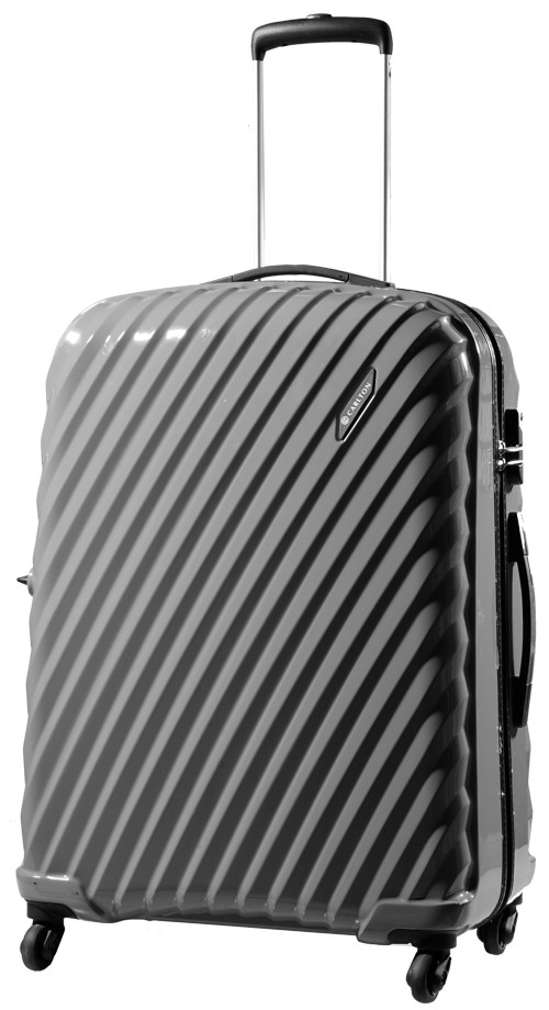 Carlton Velocity Spinner 4 Wheels Trolley Case 79cm in Anthracite