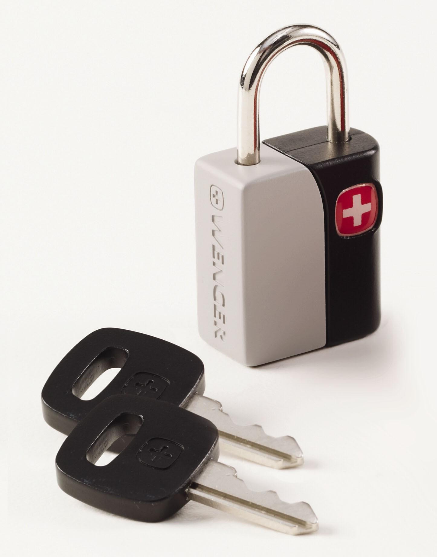 Wenger Key Lock in Grey