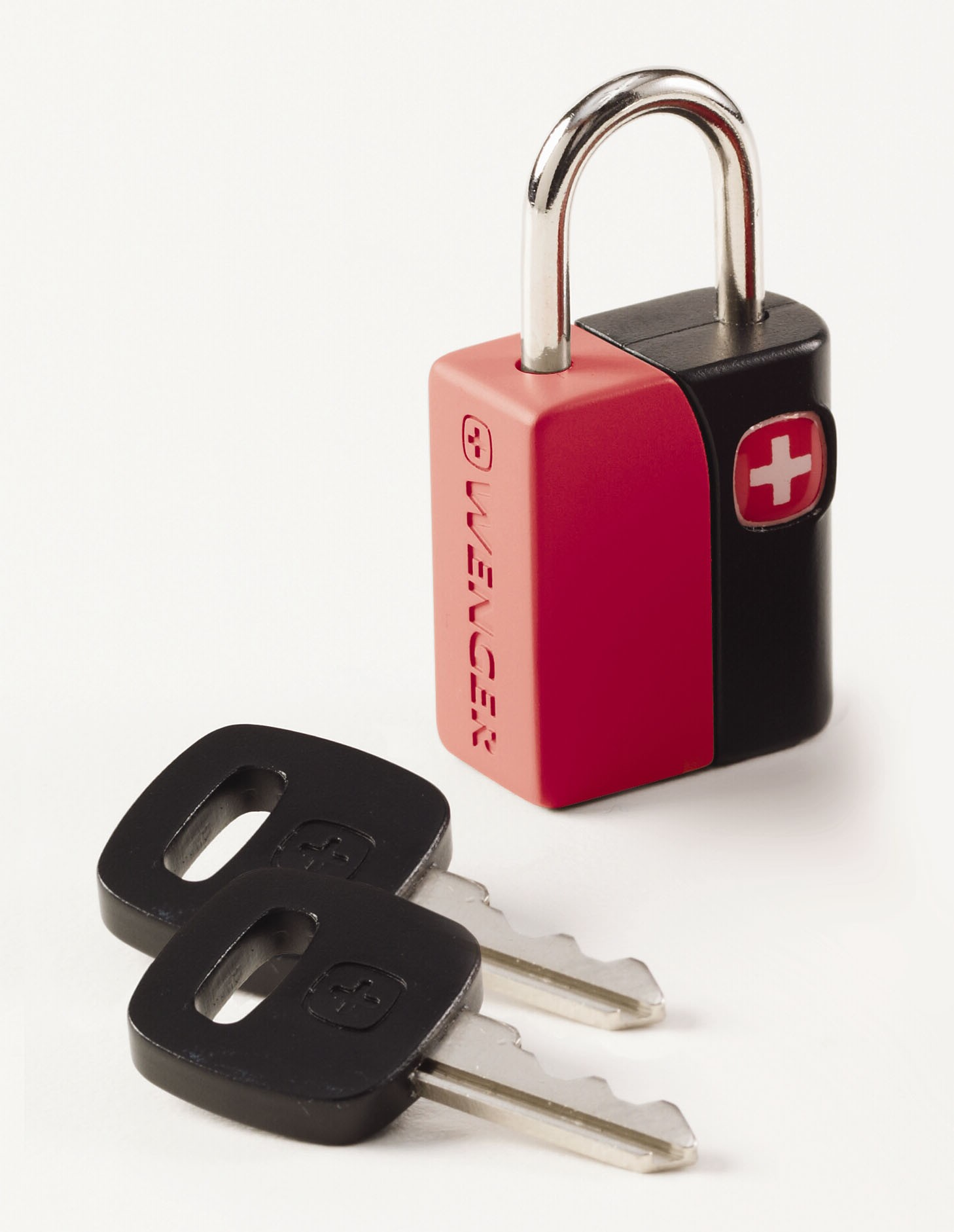 Wenger Key Lock in Red