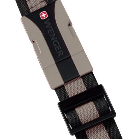Wenger Luggage Strap in Grey