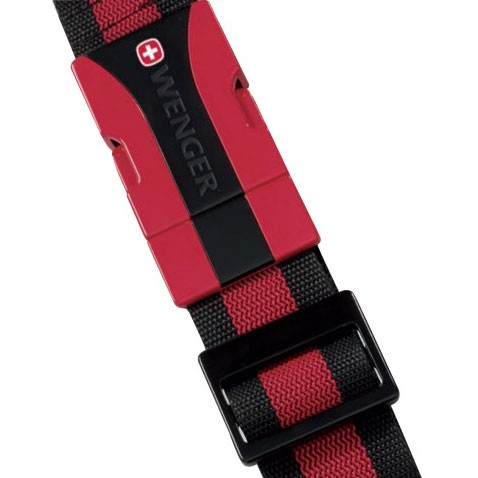 Wenger Luggage Strap in Red