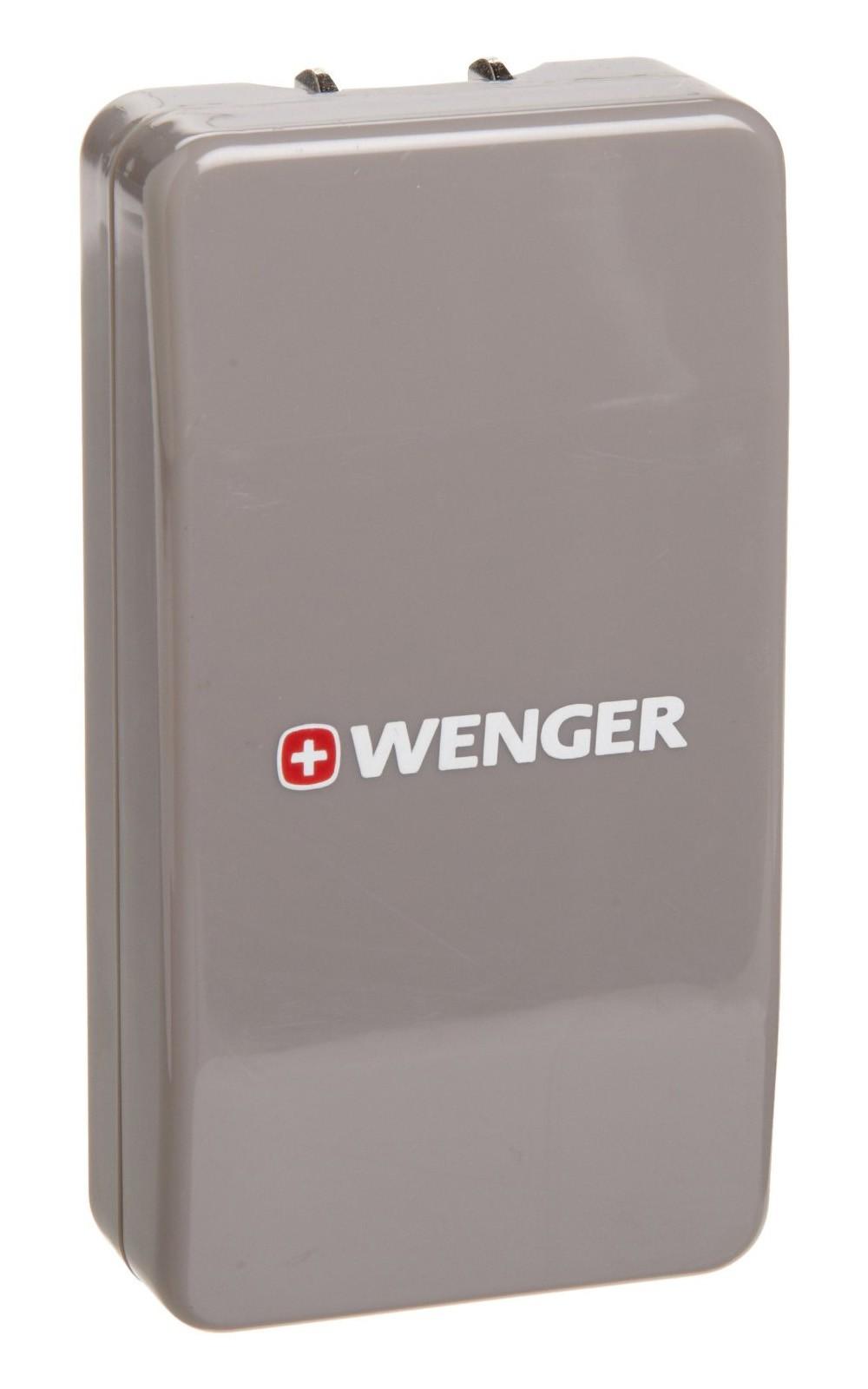 Wenger Dual Port USB Plug