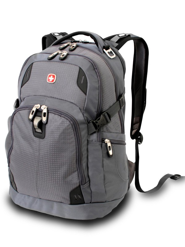 "Wenger 15.4"" Scan Smart Laptop Backpack"