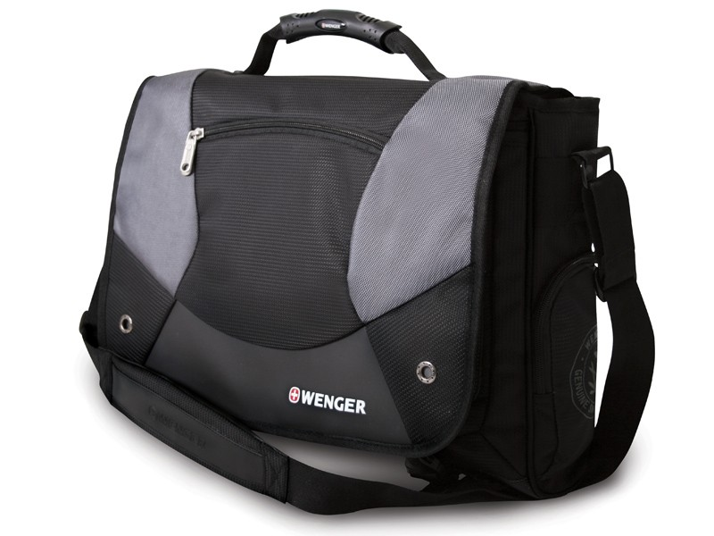 "Wenger 15.4"" Laptop Messenger Bag"