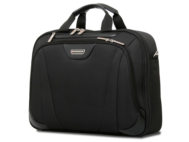 "Wenger 17"" Singe Compartment Briefcase"