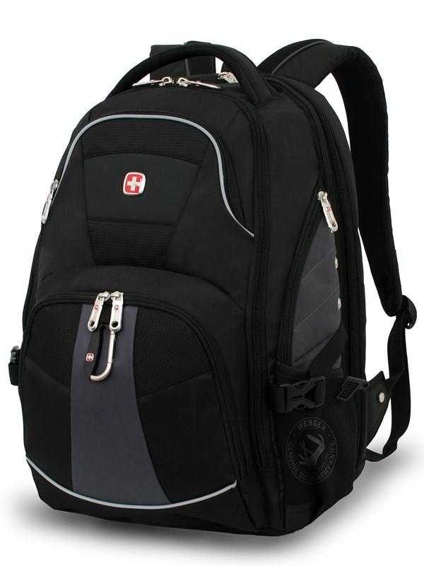 """Wenger 17"""" Scan Smart Laptop Backpack"""