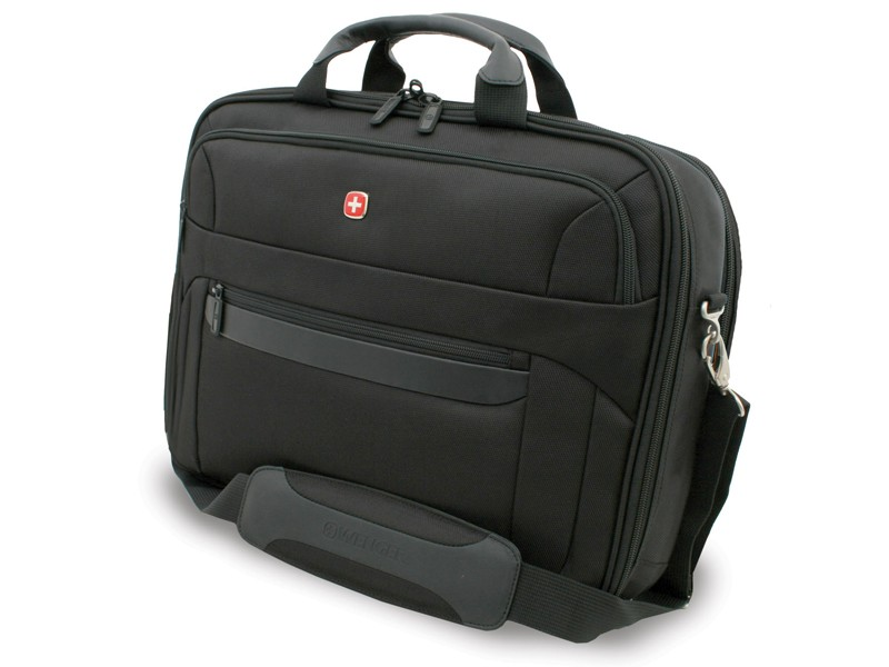 "Wenger 17"" Single compartment Briefcase - SA7301"