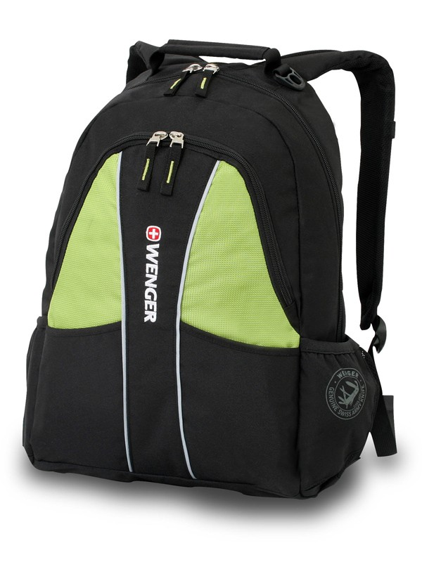 Wenger Back Pack - Green