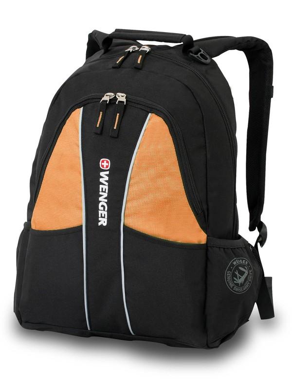 Wenger Back Pack - Orange