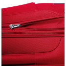 Carlton Oasis Expandable Trolley Set 72/65/55cm in Red