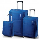 Carlton Oasis Expandable Trolley Set 72/65/55cm in Indigo