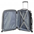 Carlton Velocity Spinner 4 Wheels Trolley Case 55cm in Anthracite