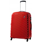 Carlton Velocity Spinner 4 Wheels Trolley Case Single