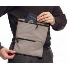 Wenger Trim Line Travel Waist Wallet in Grey